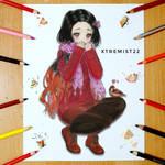 K. Nezuko by Xtremist22