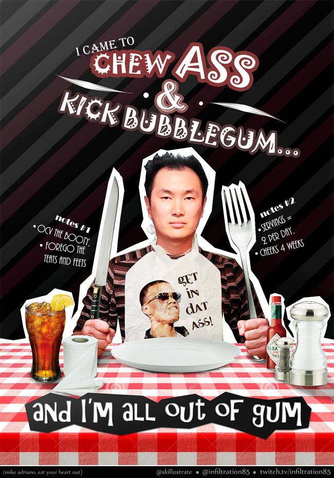 Kick Ass Bubblegum 17