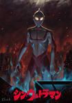 Shin Ultraman by KFrostJH