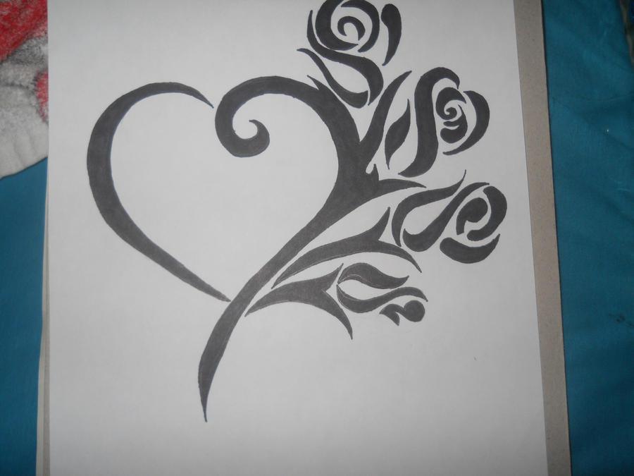Graffiti Heart 2 by