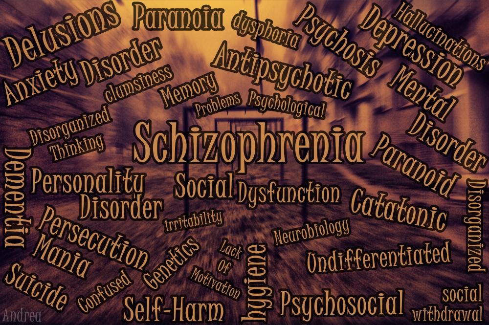 Schizophrenia Wallpaper By Andreatheunicorn On Deviantart