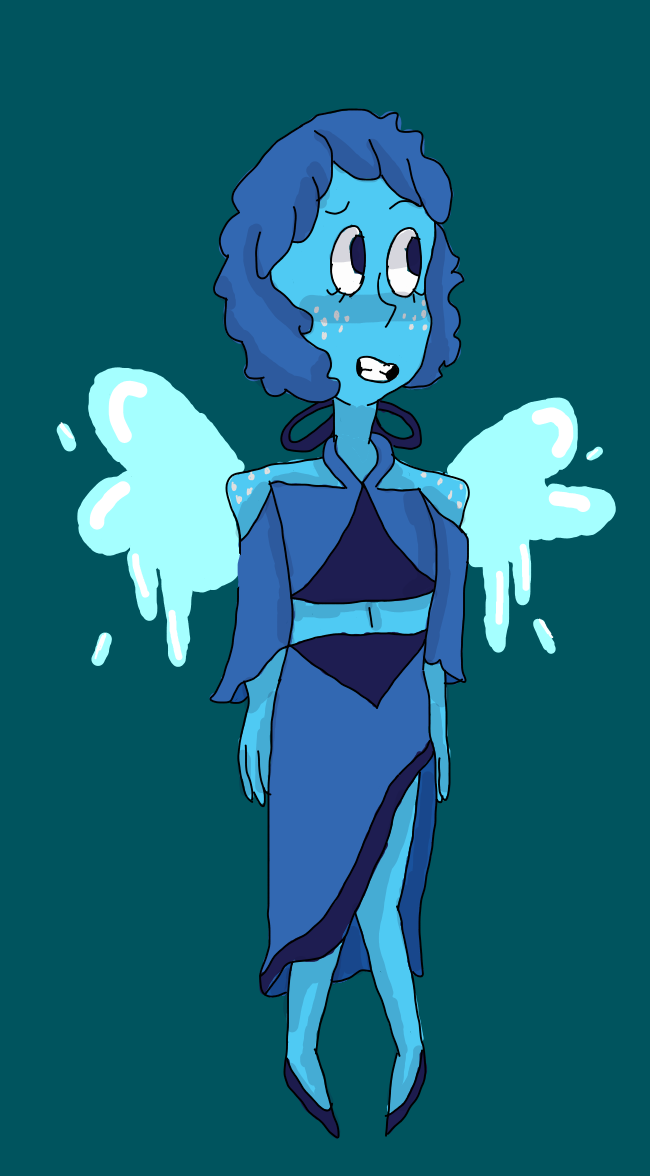 Its A Lapis by Whaalnut