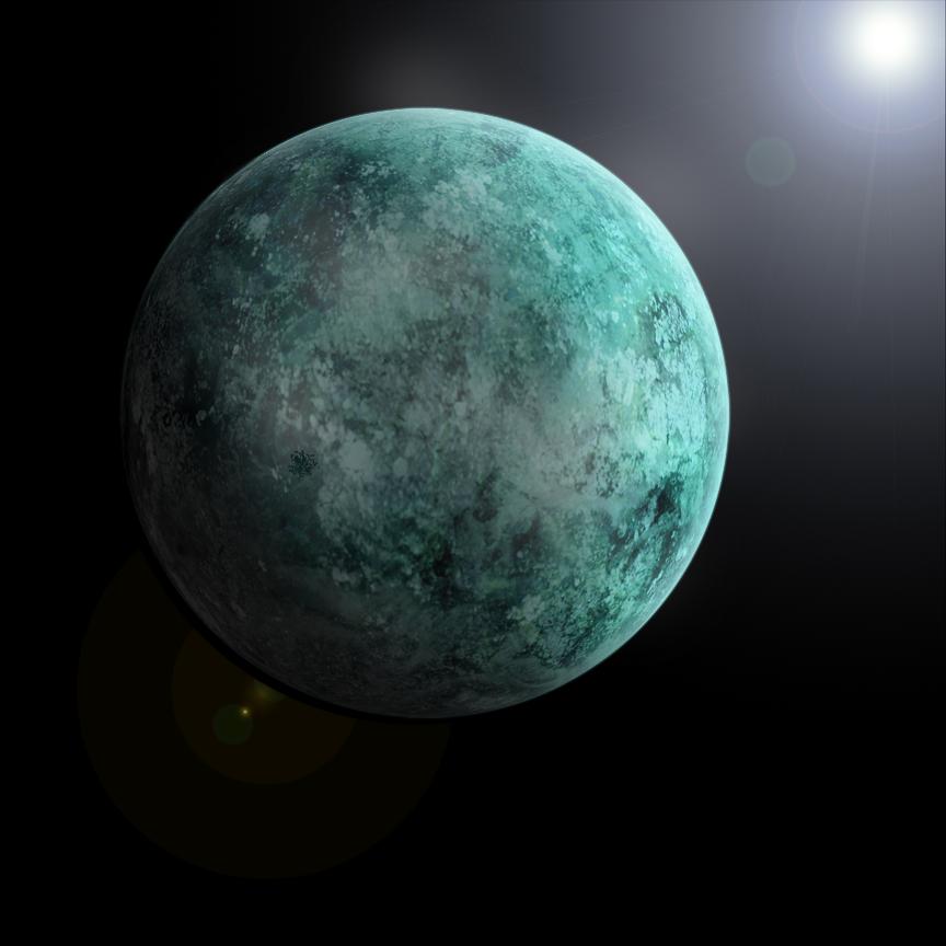 Planetscape by Earendilgrey