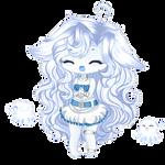 OCs---Kaori the Spirit by Purrinee