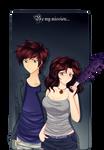 Ocs-- Yumi and Pemeku