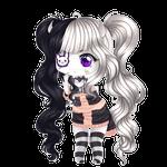 PC---Demon girl by Purrinee