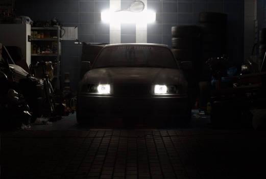 BMW e36 drift nation