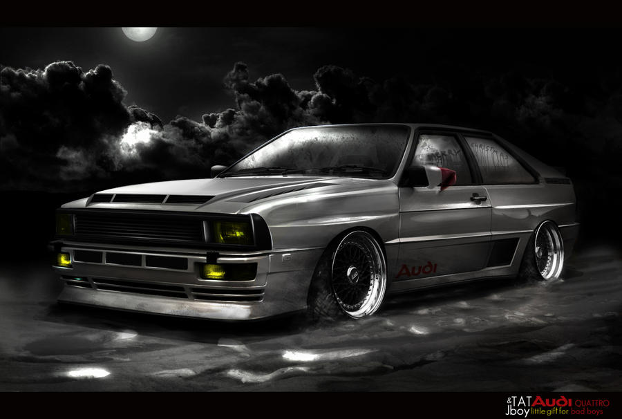 Audi quattro by TaT designs by TaTukas