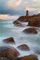 Magic Light from Bretagne by Philippe-Albanel