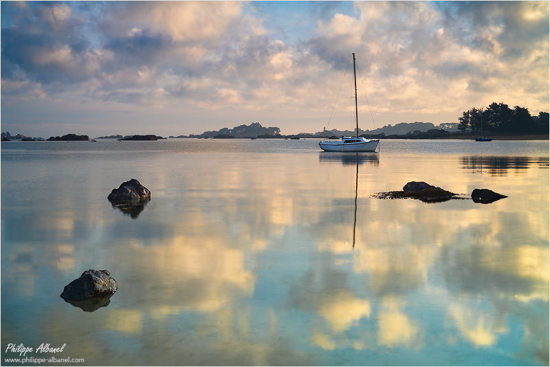 Saint-Anne's Bay by Philippe-Albanel
