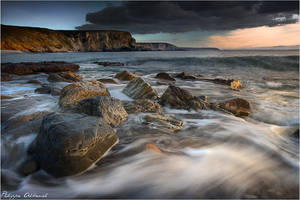 The Three Headlands by Philippe-Albanel