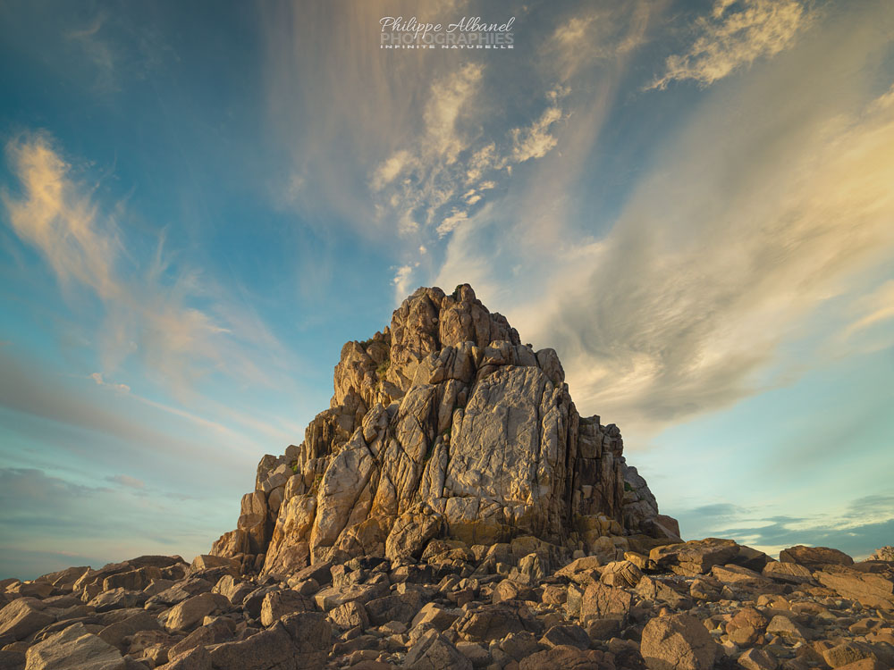 Nomument Rock I by Philippe-Albanel