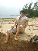 Life's a beach by iwahoshi