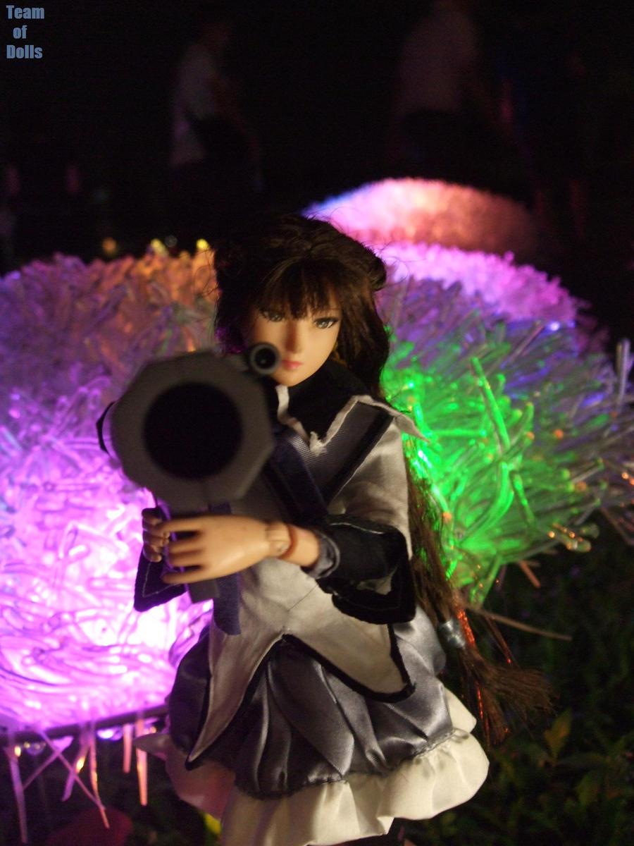 big gun by iwahoshi