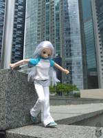 City step by iwahoshi