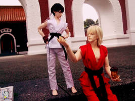 You should be training by iwahoshi