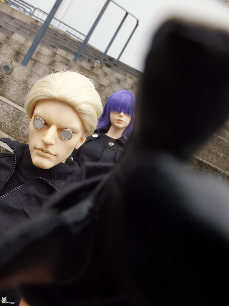 Selfie Around Complex by iwahoshi