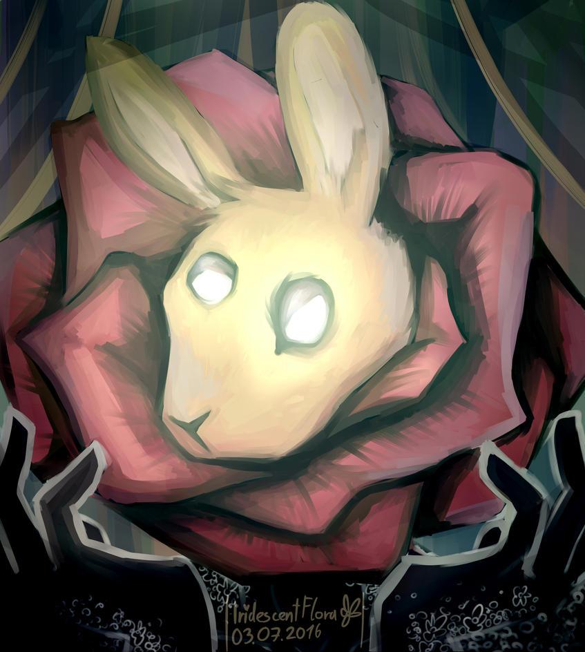 Little Rabbit by IridescentFlora