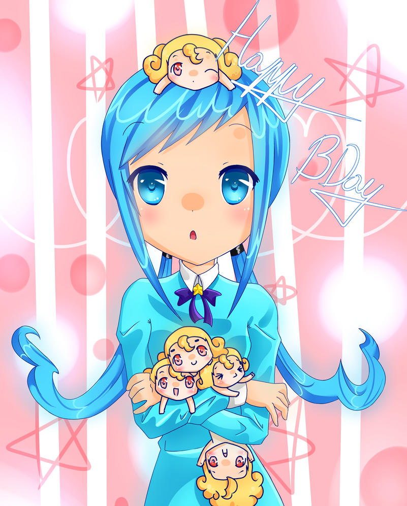 happy birthday brurooooooo~~~ by fuumika