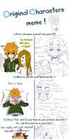 HH: double OC meme by fuumika