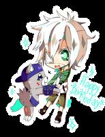 HAPPY BIRTHDAY LAPIN by fuumika