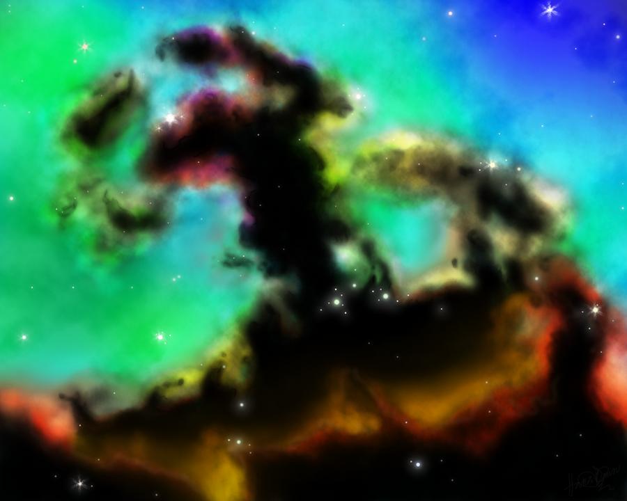 Nebula by hana-dawn
