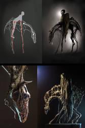 Death - from sketch to sculpture by FerBarchetta