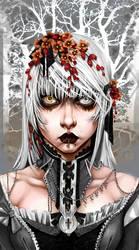 SpookyGirl by AyameFataru