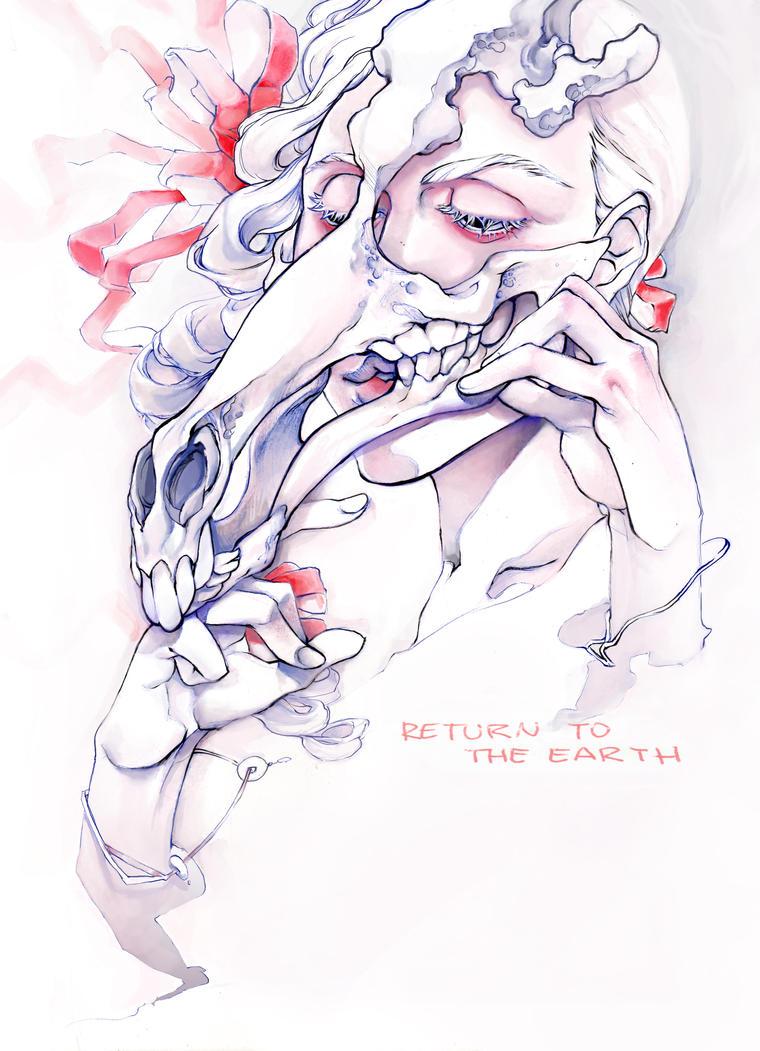 Return To Earth by AyameFataru
