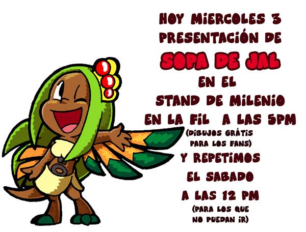 Publicidad SDJ by FlintofMother3