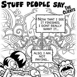 Stuff people say 145