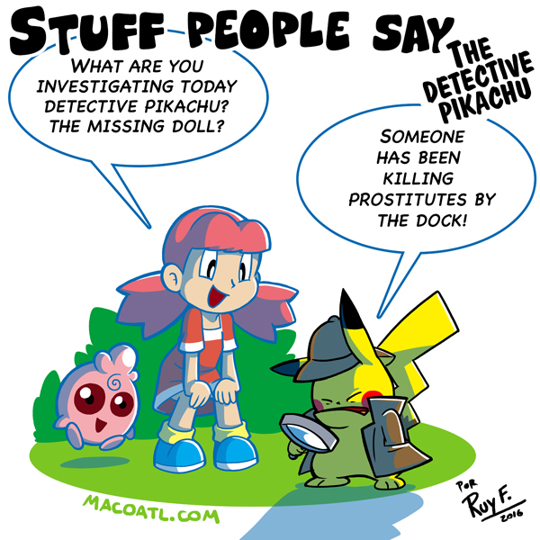 Stuff people say 156 by FlintofMother3
