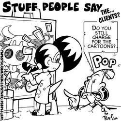 Stuff people say 175