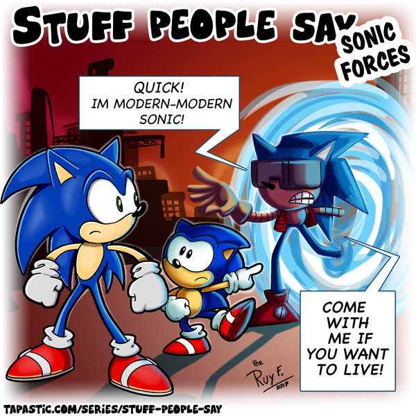 Stuff people say 289 by FlintofMother3