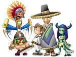 Personajes Mexicanos