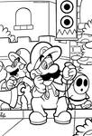 SMB the movie coloring book REMAKE 18