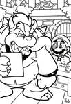 SMB the movie coloring book REMAKE 25