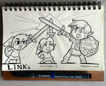 INKTOBER 12 Links