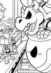 SMB the movie coloring book REMAKE 58