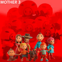 Mother 3 by FlintofMother3