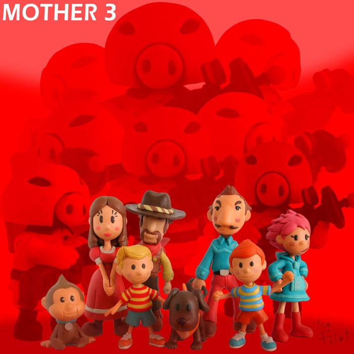 mother 3 by flintofmother3 on deviantart