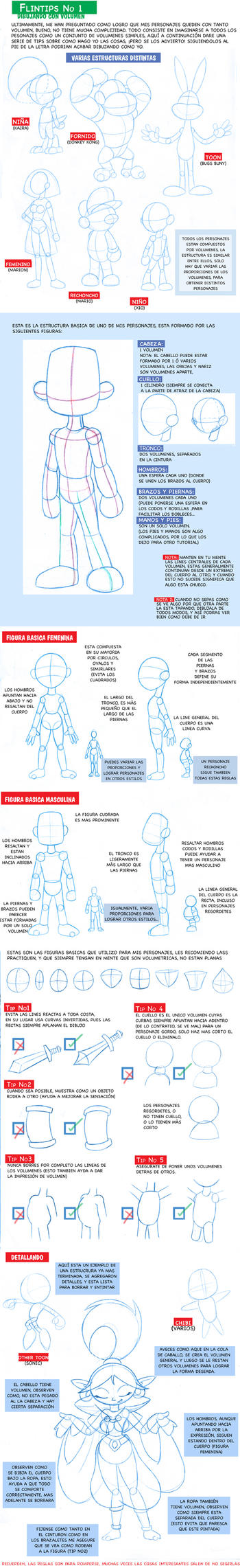 Tutorial:Dibujando con volumen by FlintofMother3