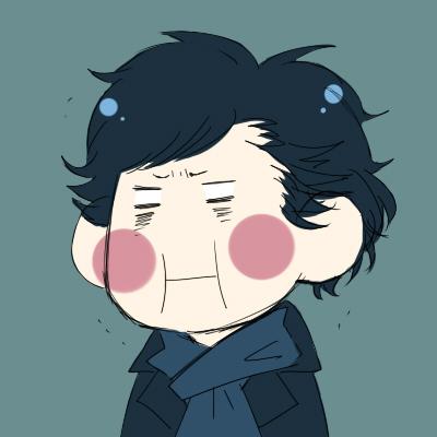 BBC Sherlock:Capricious by vvvv4242