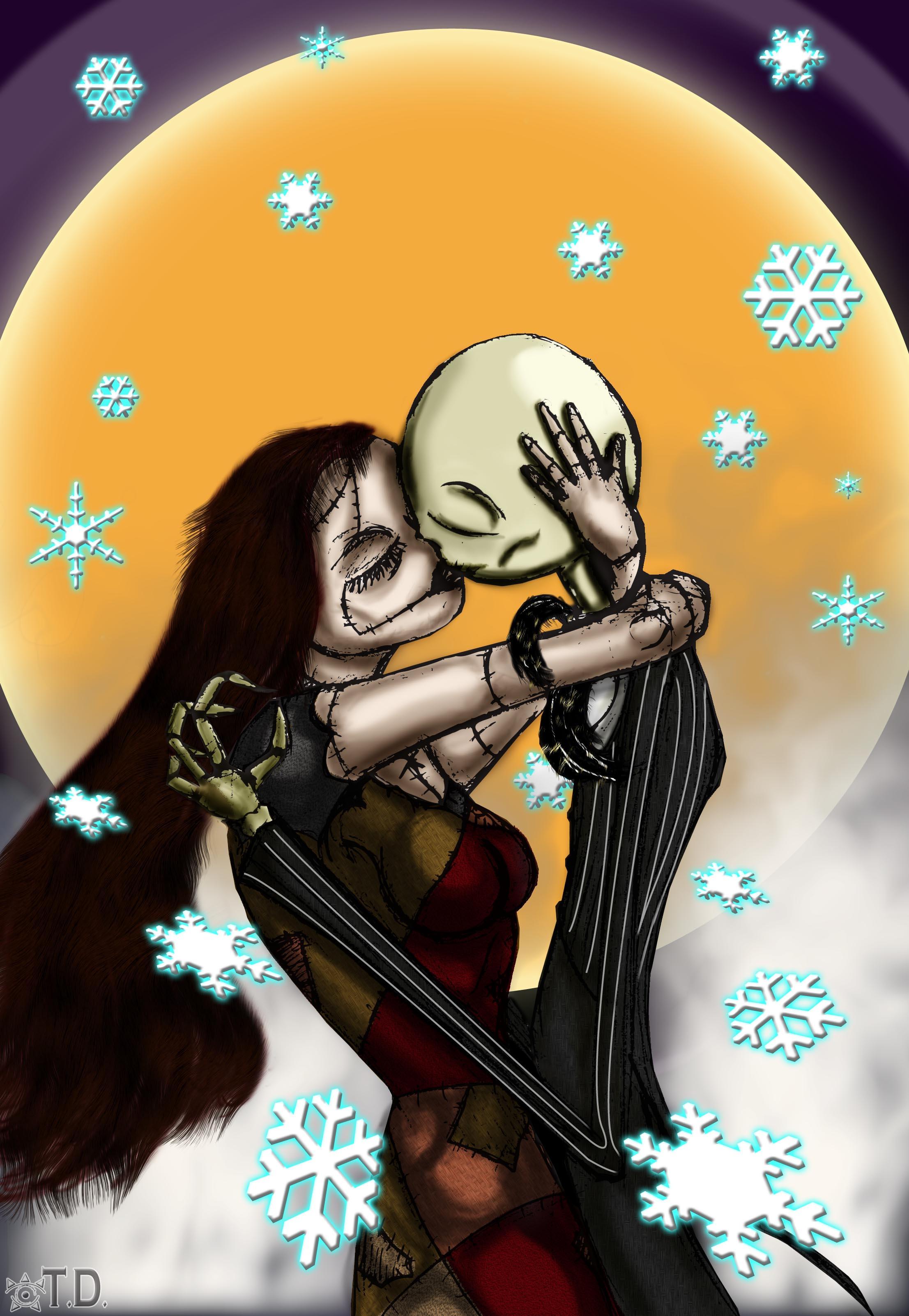 Jack and Sally by LangleySerina