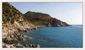 Punta Molentis Reef by Pier7