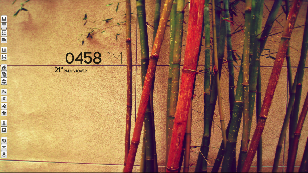 Bamboo by Chilicoke