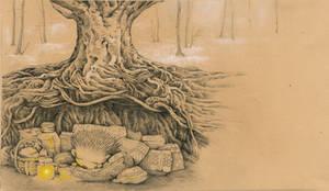 hedgehog by ironland