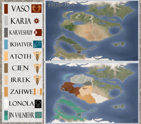Hubora-Current Borders by TheElderTrinity