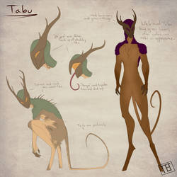 Ala-Karians: Tabu