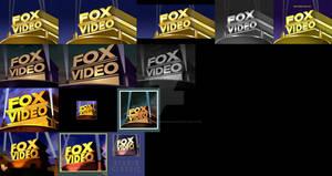 Fox Video Logo Remakes V5